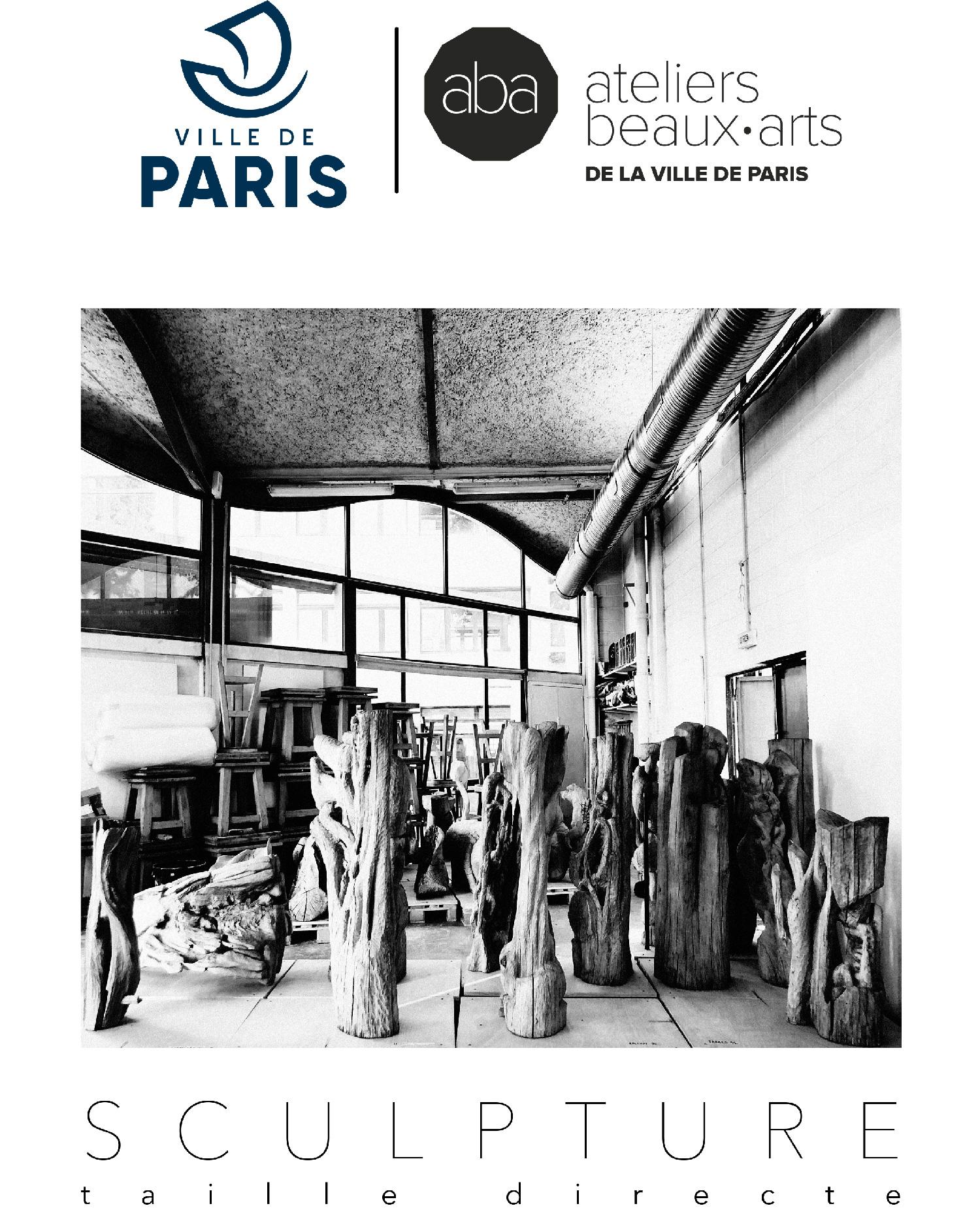 « LE CHÊNE EN TAILLE DIRECTE » à partir du 6 juillet 2019 Parc Rives de Seine